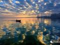 威海信息港首发:有人说威海美,美在哪里,我说美在海